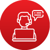 Icon - Managed IT Services - Help Desk