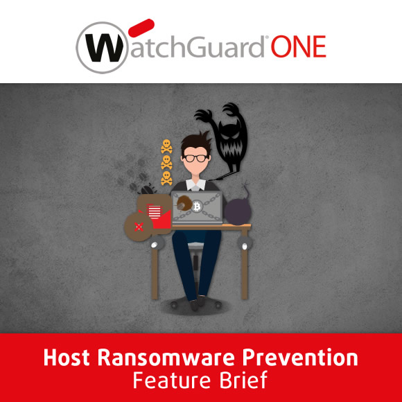 Thumbnail - WatchGuard - Host Ransomware Prevention Feature Brief